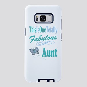 Totally Fabulous Aunt Gifts Samsung Galaxy S8 Case