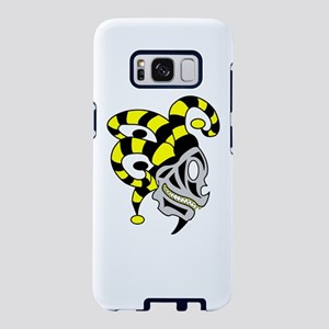 Skull Joker Samsung Galaxy S8 Case