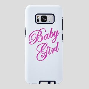 Baby Girl Samsung Galaxy S8 Case