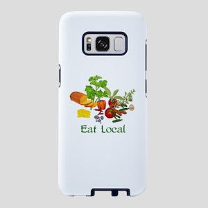 Eat Local Samsung Galaxy S8 Case