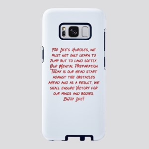 Head Start To Victory Samsung Galaxy S8 Case