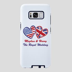 The Royal Wedding Samsung Galaxy S8 Case