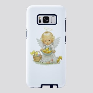 Cute Easter Angel And Samsung Galaxy S8 Case