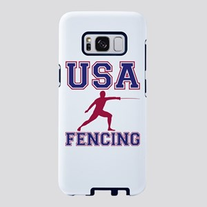 USA Fencing Samsung Galaxy S8 Case
