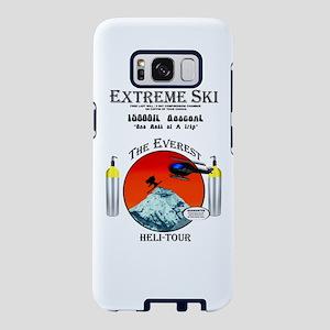 Heli Skiing Mt. Everest Samsung Galaxy S8 Case