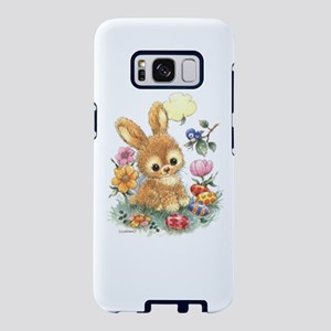 Cute Easter Bunny With Samsung Galaxy S8 Case