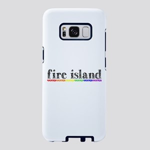Fire Island Samsung Galaxy S8 Case
