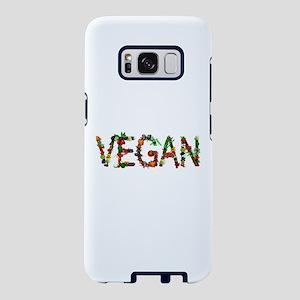 Vegan Vegetables Samsung Galaxy S8 Case