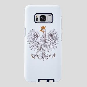 White Eagle of Poland Samsung Galaxy S8 Case