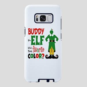 Buddy Elf Favorite Color Samsung Galaxy S8 Case