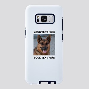 Dog German Shepherd Samsung Galaxy S8 Case