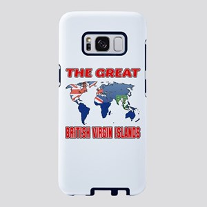 The Great British Virgin Is Samsung Galaxy S8 Case
