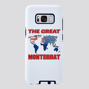 The Great Moldova Designs Samsung Galaxy S8 Case