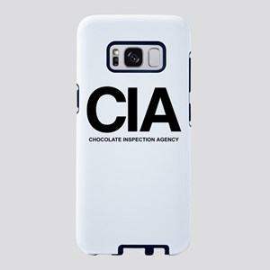 CIA CHOCOLATE INSPECTION AG Samsung Galaxy S8 Case