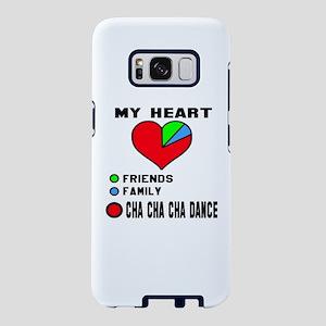 My Heart Friends, Family, C Samsung Galaxy S8 Case