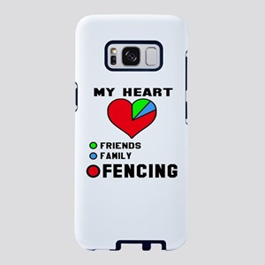 My Heart Friends, Family, F Samsung Galaxy S8 Case