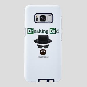 Breaking Bad Heisenberg Samsung Galaxy S8 Case