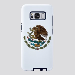 Mexican Coat of Arms Samsung Galaxy S8 Case