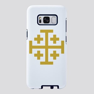 Crusaders Cross Samsung Galaxy S8 Case