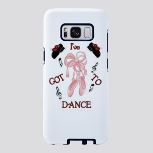Got to dance Samsung Galaxy S8 Case