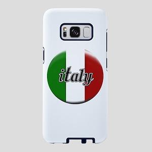 Italy Logo Samsung Galaxy S8 Case