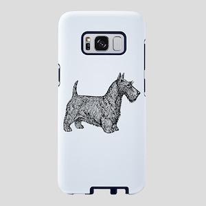 Scottish Terrier Samsung Galaxy S8 Case