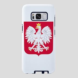 Poland Coat of Arms Samsung Galaxy S8 Case