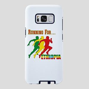 Running Ethiopia Samsung Galaxy S8 Case