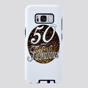 50 and fabulous Samsung Galaxy S8 Case
