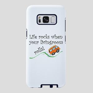 Life Rocks Samsung Galaxy S8 Case