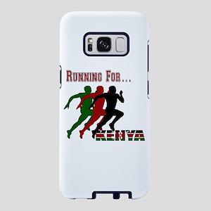 Kenya Running Samsung Galaxy S8 Case