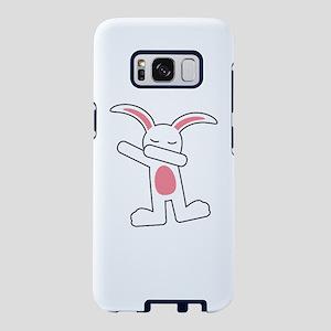 Dabbing Bunny Samsung Galaxy S8 Case