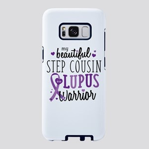 Step Cousin Lupus Samsung Galaxy S8 Case