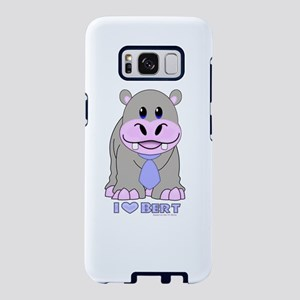 Bert The Hippo Samsung Galaxy S8 Case