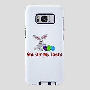 Get Off My Lawn Samsung Galaxy S8 Case
