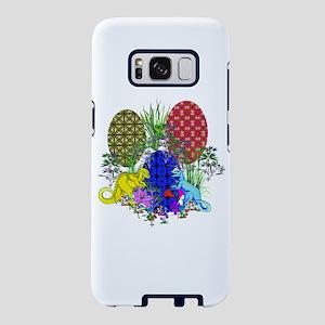 Dinosaur Easter Eggs Samsung Galaxy S8 Case