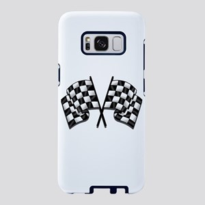 Chequered Flag Samsung Galaxy S8 Case