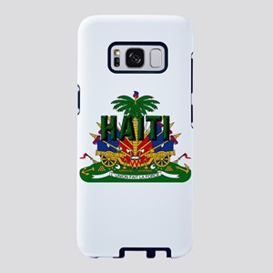 Haitian Coat of Arms Samsung Galaxy S8 Case