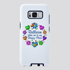 Ballroom My Happy Place Samsung Galaxy S8 Case
