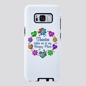 Theatre My Happy Place Samsung Galaxy S8 Case