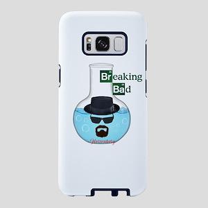 Breaking Bad Heisenberg Sciene Flask Samsung Galax