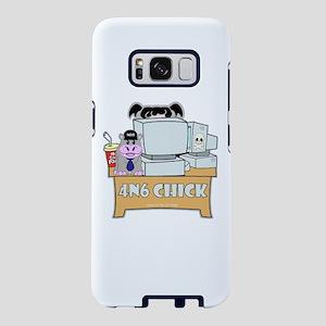 Abby 4N6 Chick Samsung Galaxy S8 Case