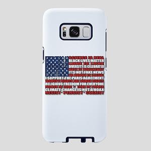Political Protest American Samsung Galaxy S8 Case