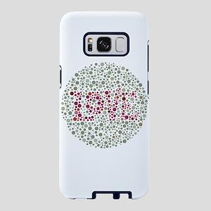 Colorblind Love Samsung Galaxy S8 Case