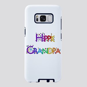 Hippie Grandpa Samsung Galaxy S8 Case