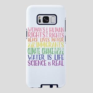 political protest - united Samsung Galaxy S8 Case