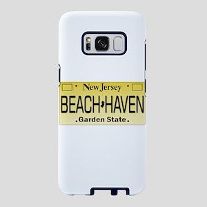 Beach Haven NJ Tag Giftware Samsung Galaxy S8 Case