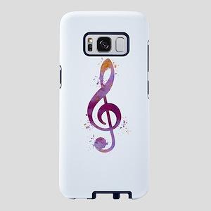 Treble clef Samsung Galaxy S8 Case