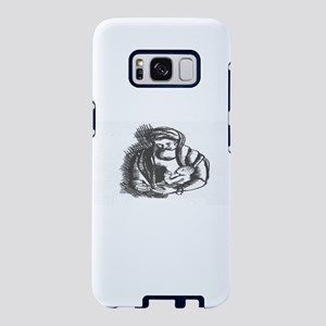 Madonna In The African Cont Samsung Galaxy S8 Case
