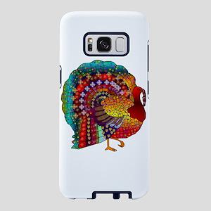 Thanksgiving Jeweled Turkey Samsung Galaxy S8 Case